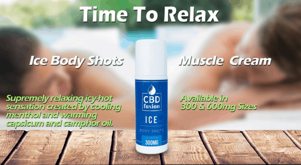 CBD Fusion Brands Coupon Code Body Shots