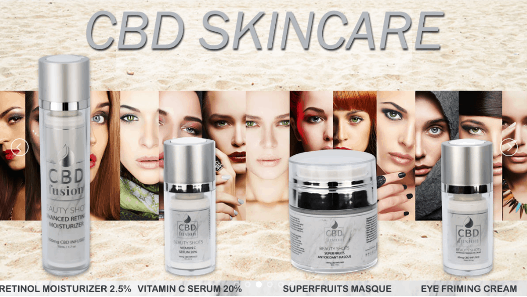 CBD Fusion Brands Coupon Code Skin Care Products