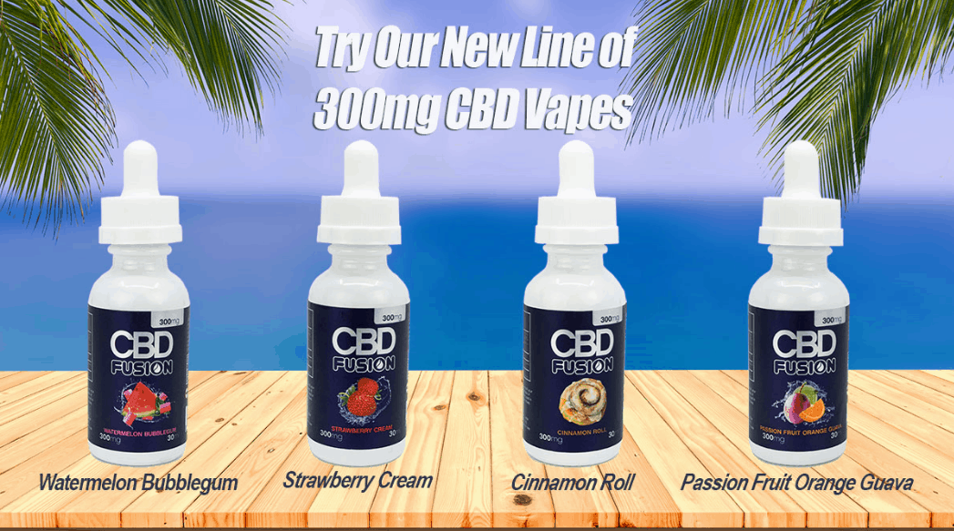 CBD Fusion Brands Coupon Code Vapes
