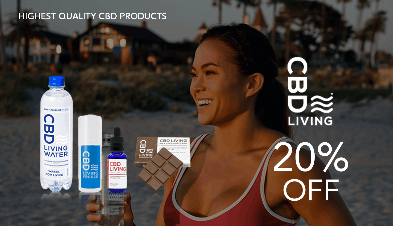 Save with CBD Living coupon codes now!