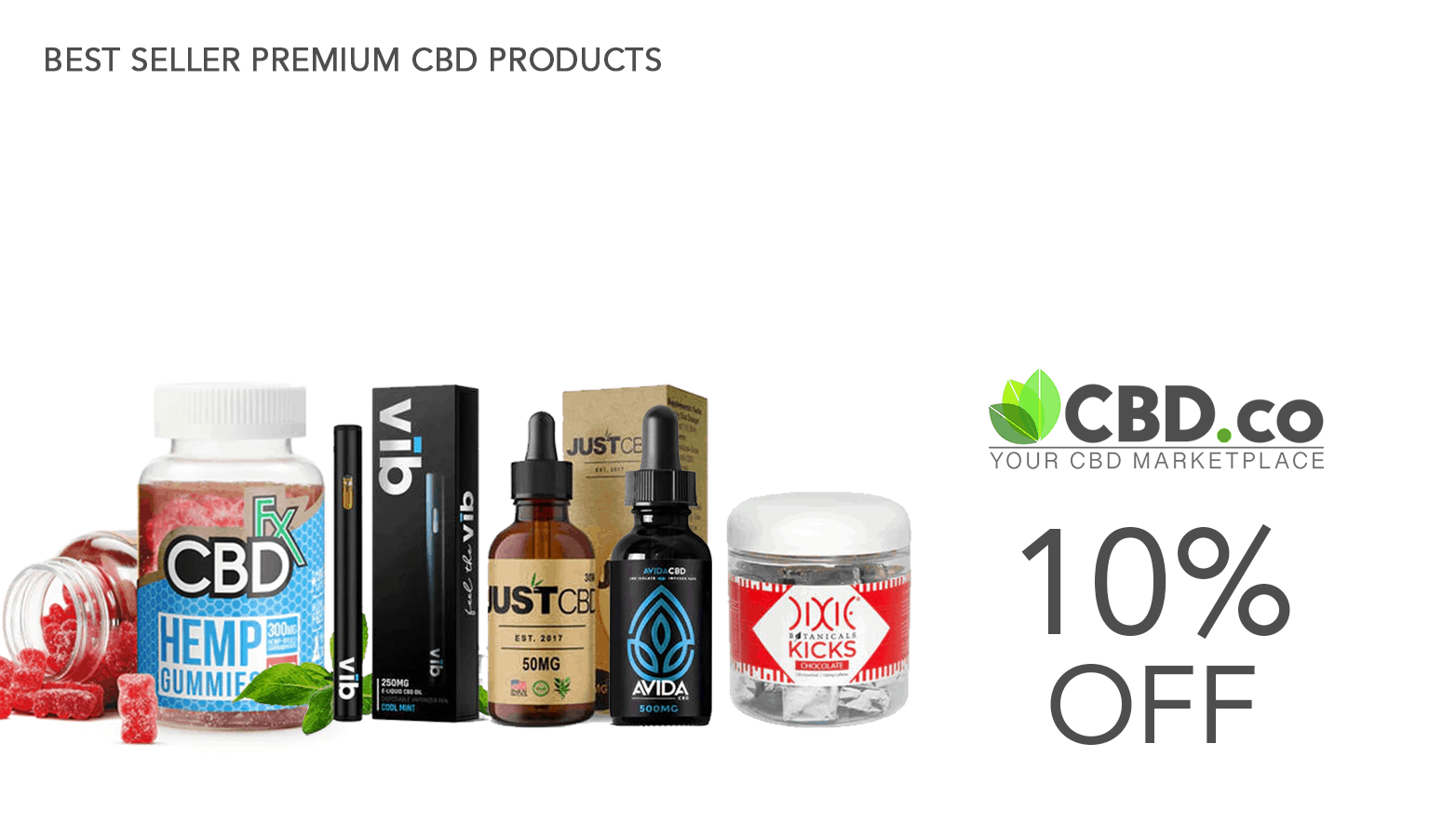 CBD.co Coupon Code Website