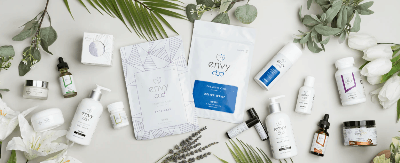 Envy CBD Coupon Code Premium
