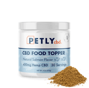 Petly CBD Coupon Code CBD Cat Food Topper