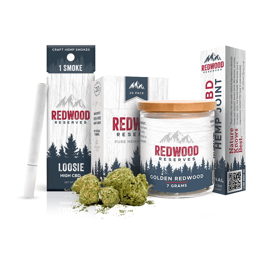 Redwood Reserves CBD Coupon Code Products