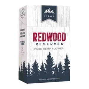Redwood Reserves CBD Coupons Cigarette