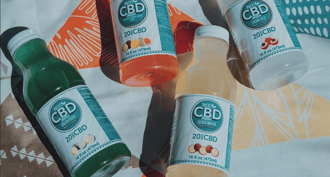 The CBD Site Coupon Code Water