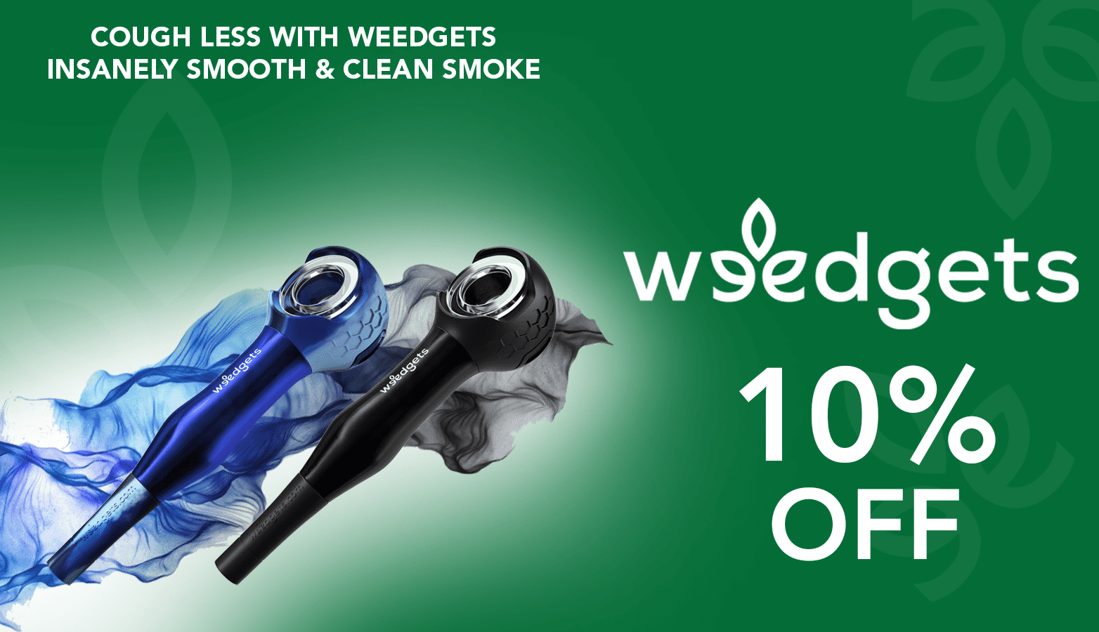 Save with WeedGets coupon codes