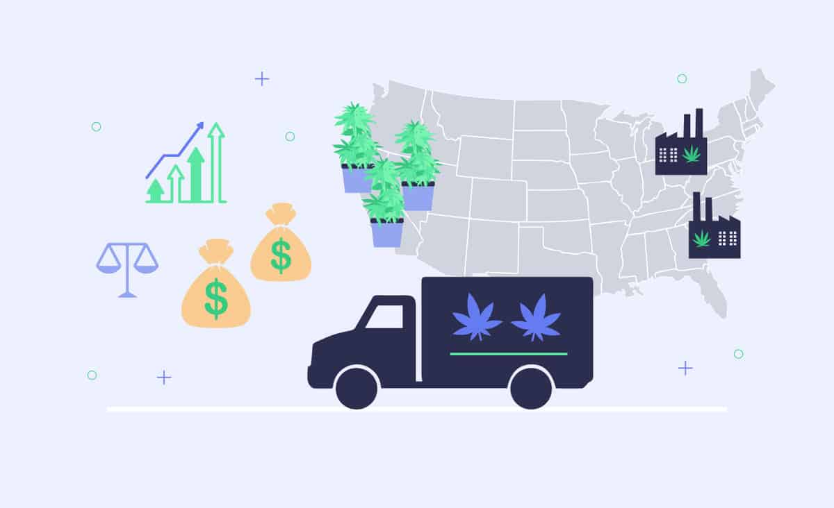 Interstate cannabis legalization