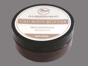 Amberwing Organics CBD Coupons Body Butter Topicals