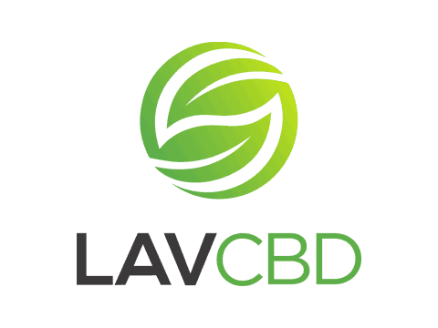 LAV CBD Coupon Code Logo