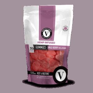Veritas Farms CBD Coupon Code melatonin Berry