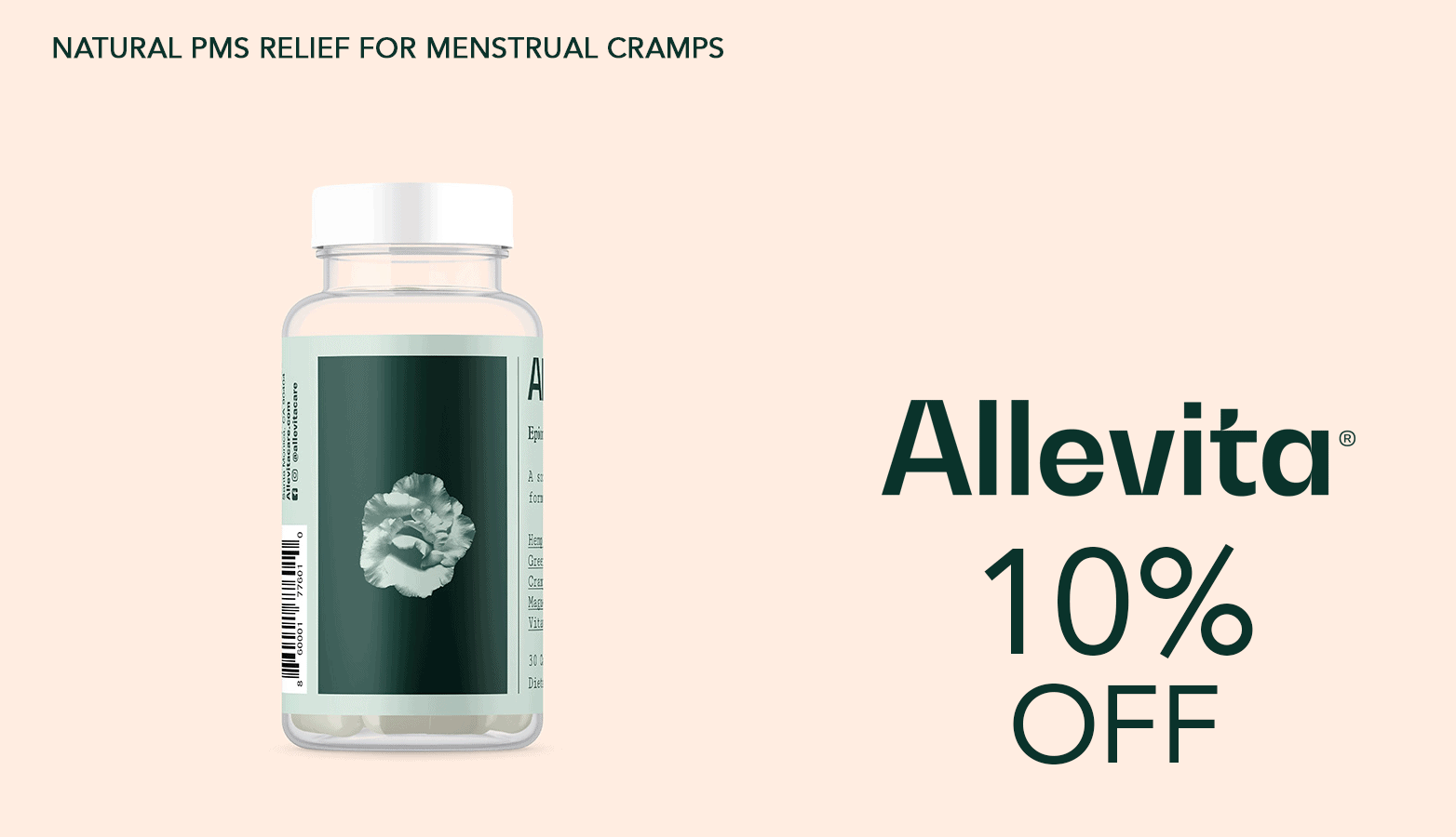 Allevita CBD Coupon Code Offer Website
