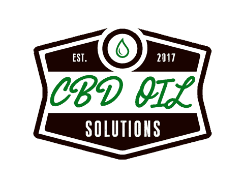 CBD Oil Solutions Coupon Code Logo