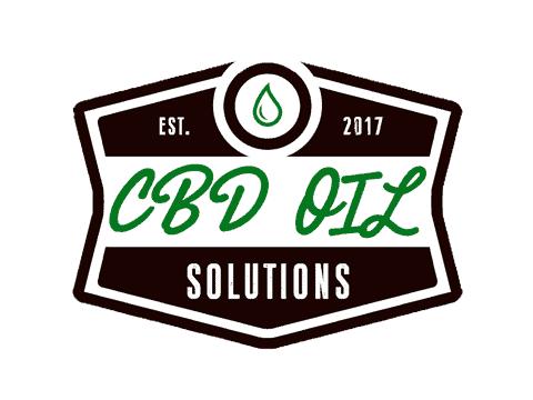 CBD Oil Solutions Coupon Code Logo