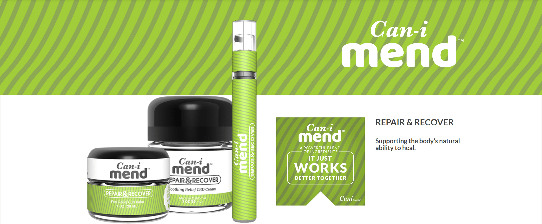 CaniBrands CBD Coupon Code Canimend