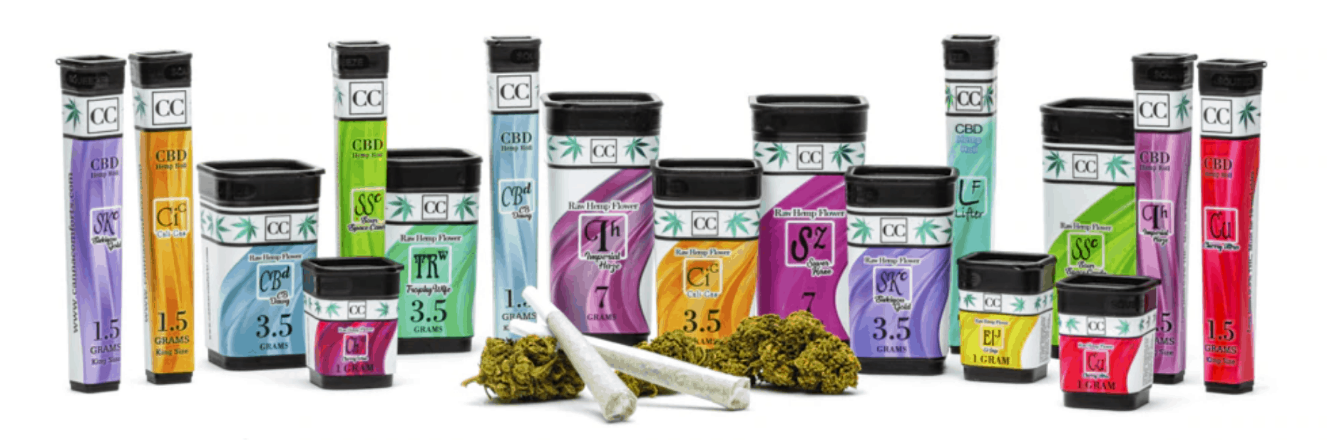 Canna Comforts CBD Coupon Code Our Products