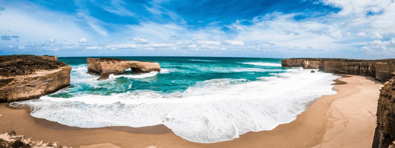 Cruz Hemp Coupon Code Sea with Waves