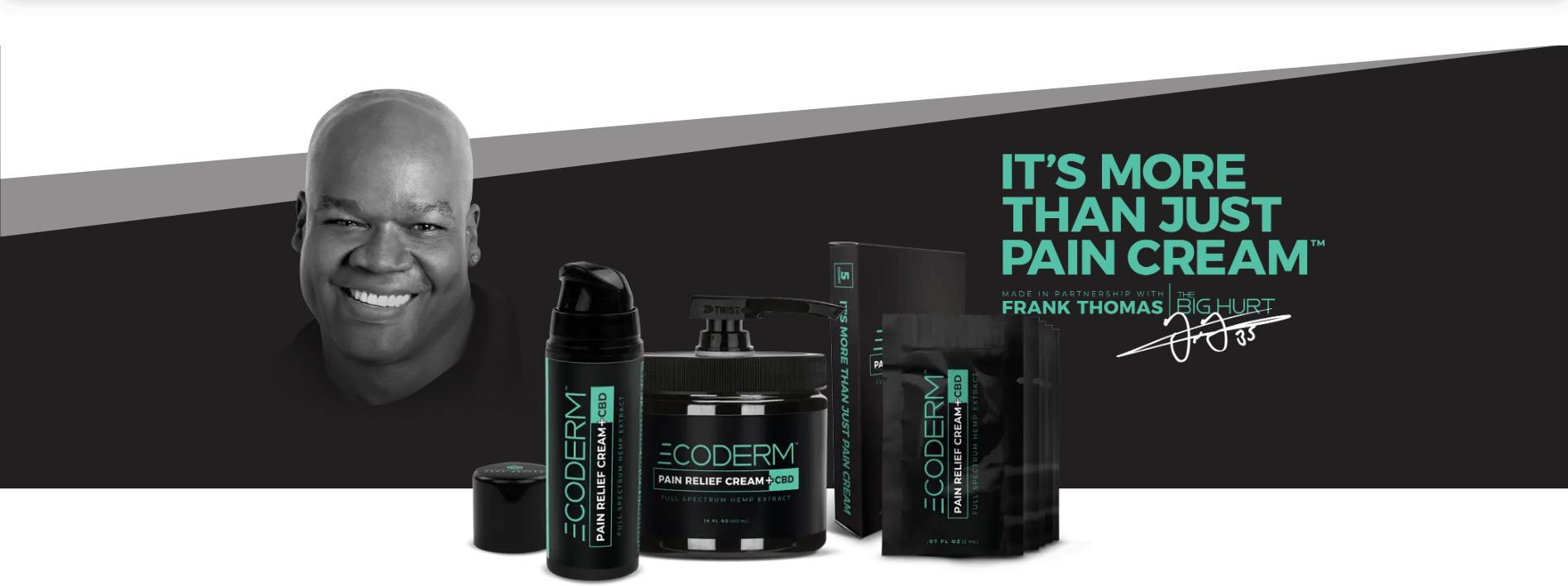 EcoSciences CBD Coupon Code Pain Relief Cream