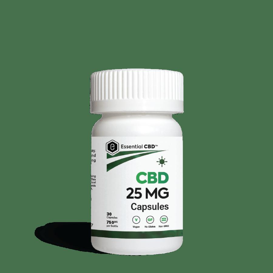 Essential CBD Coupon Code Capsules