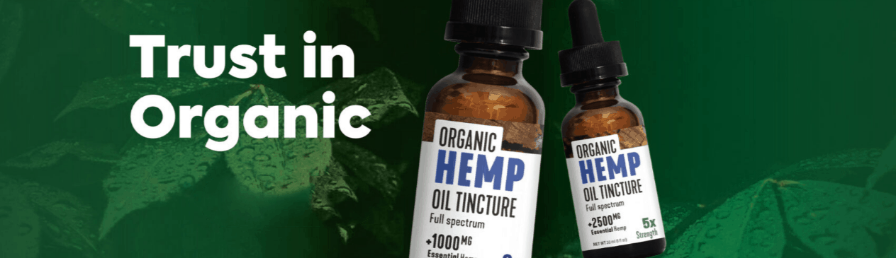 Essential CBD Coupon Code Trust In Organic