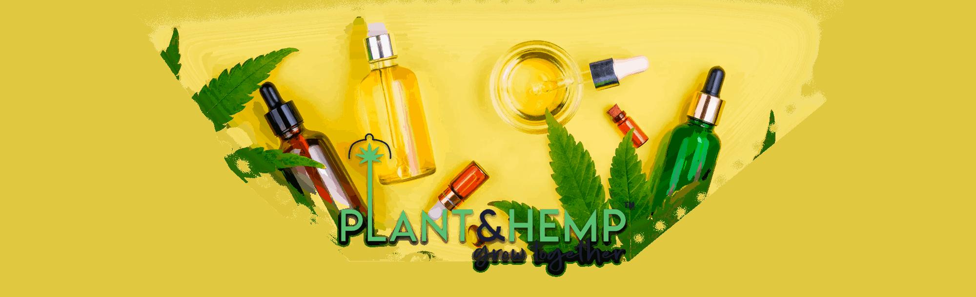 Plant & Hemp CBD Coupon Code Grow Together