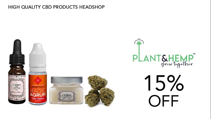 Plant&Hemp coupon code