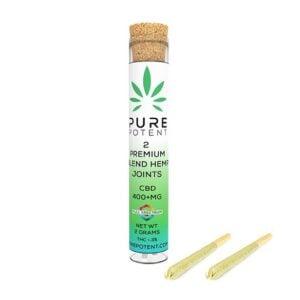 Pure Potent CBD Coupons Hemp Joints