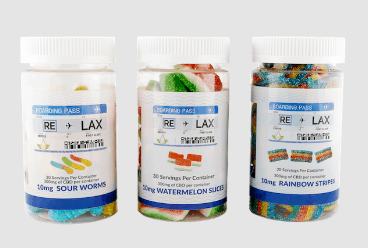 RE LAX CBD Coupon Code Gummies