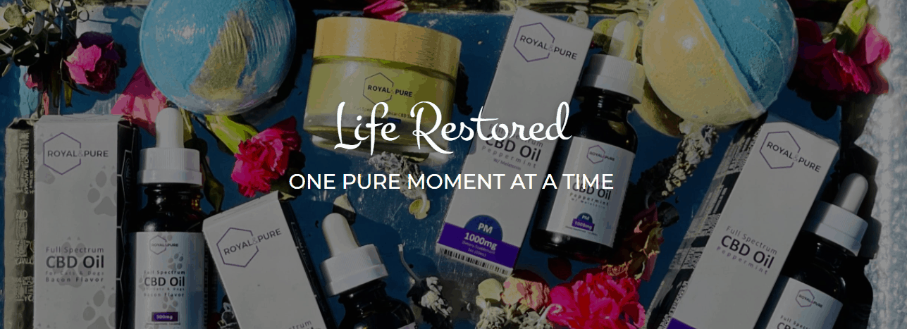 Royal & Pure Coupons Restore Your Life