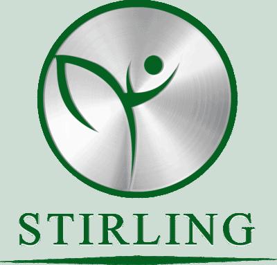 Stirling CBD Oil Coupon Code Company Logo