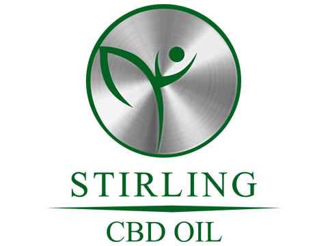 Stirling CBD Oil Coupon Code Logo