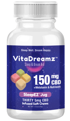 VitaDreamz CBD Coupon Code Soft Chews