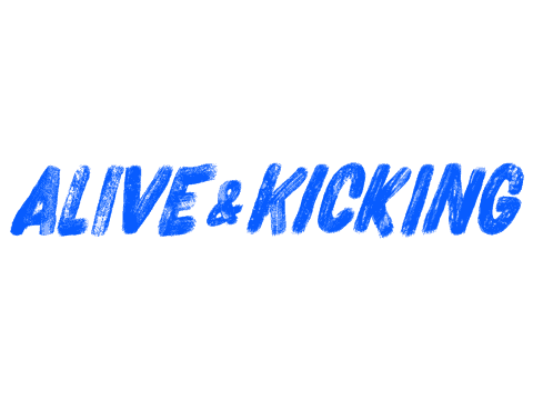 Alive & Kicking CBD Coupon Code Logo