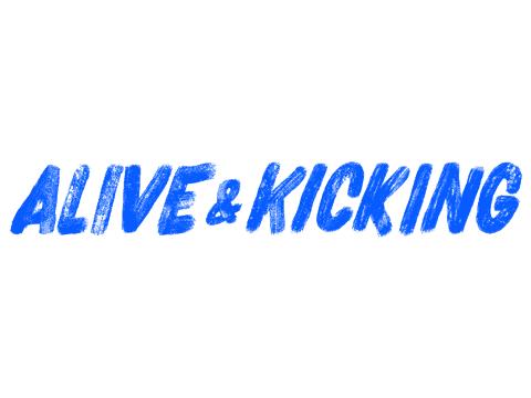Alive & Kicking CBD Coupon Code Logo