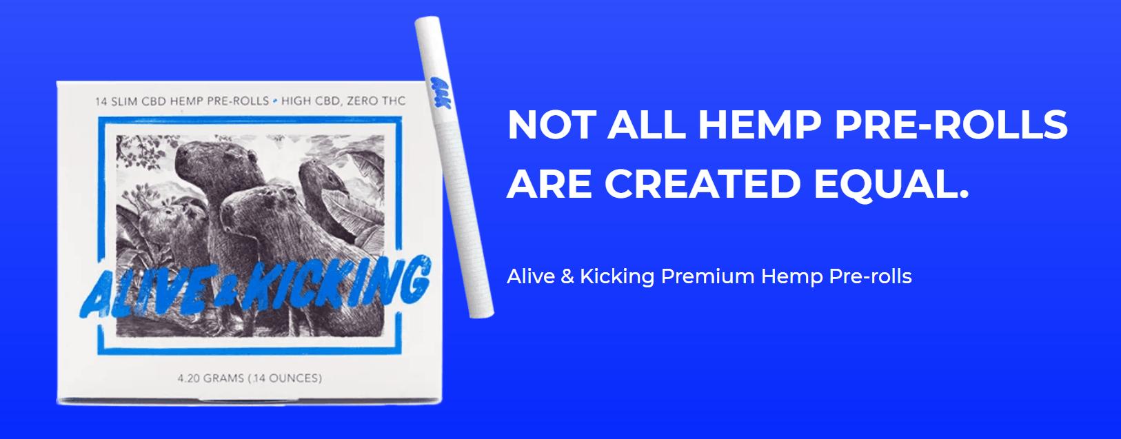CBD Hemp Pre Rolls Premium Products