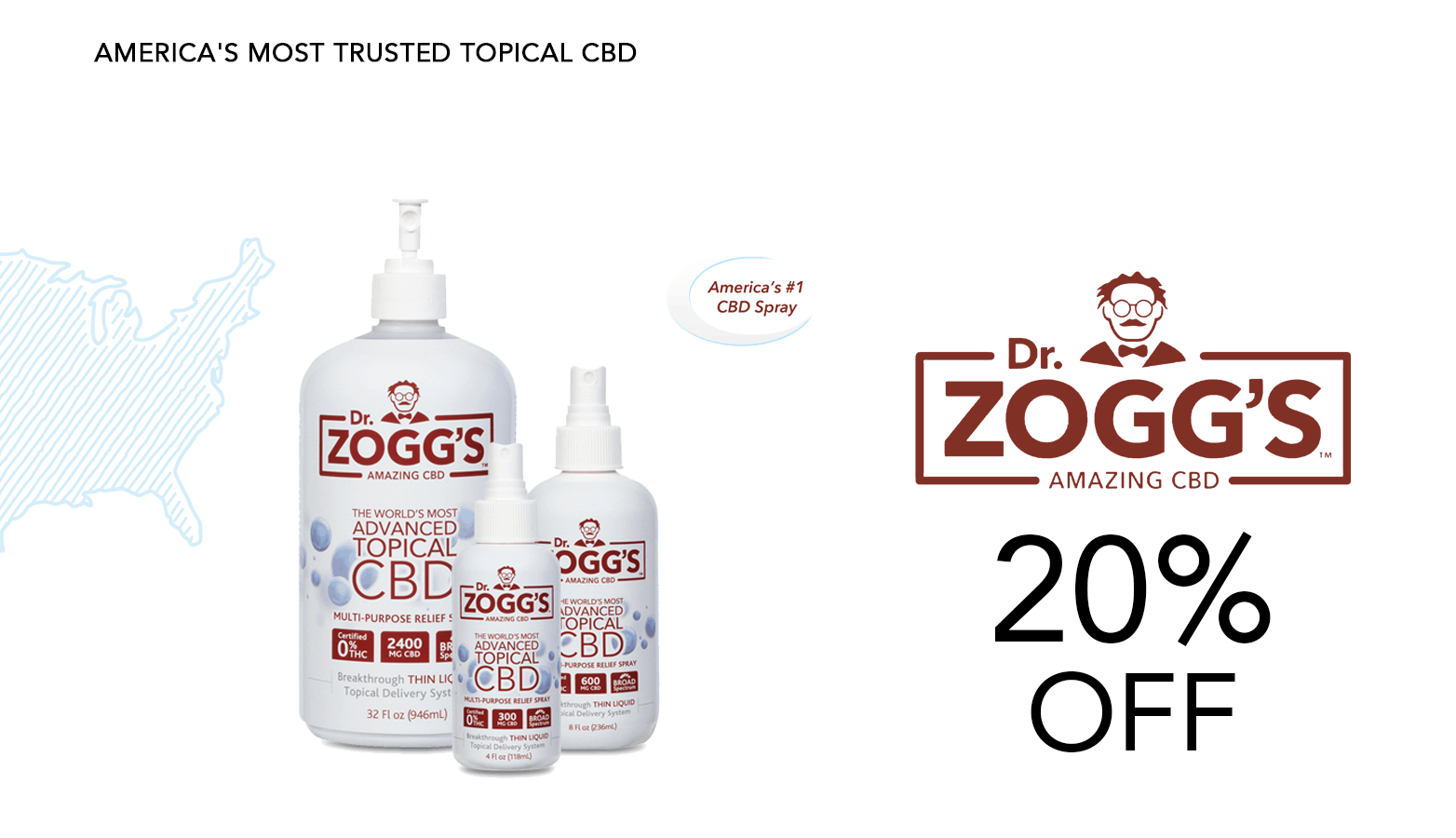 Dr. Zoggs Amazing CBD Coupon Code Offer Website