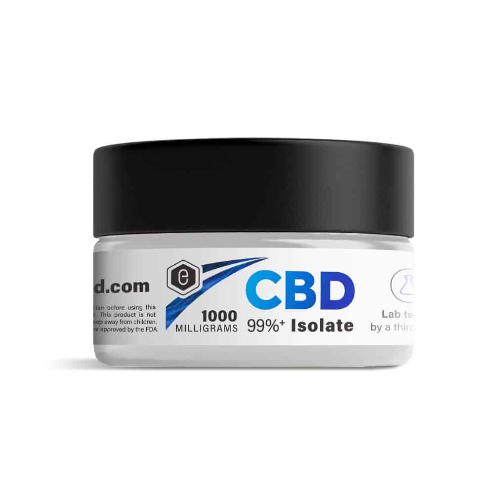 Essential CBD Coupon Code Isolate 1Gram