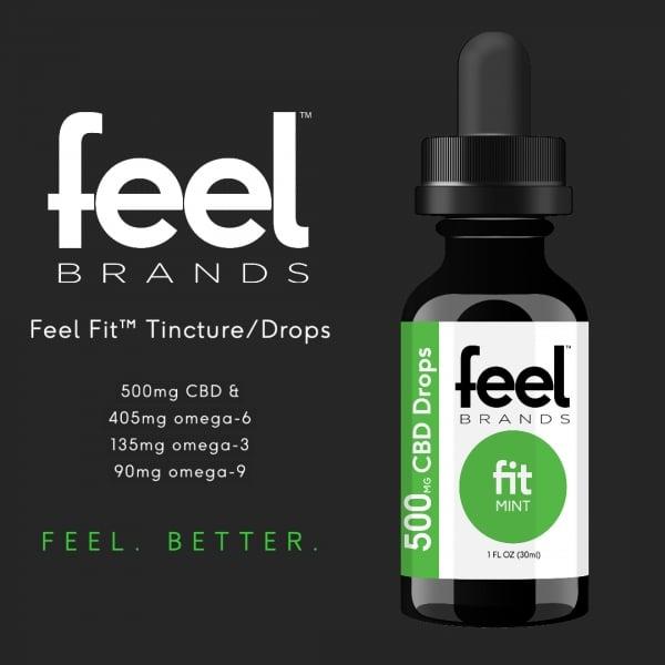 Feel Brands CBD Coupon Code tinture