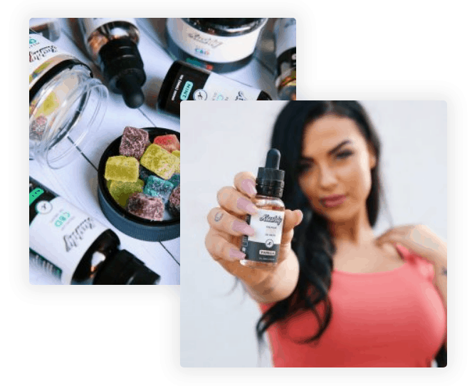 Experience the Premium CBD Products