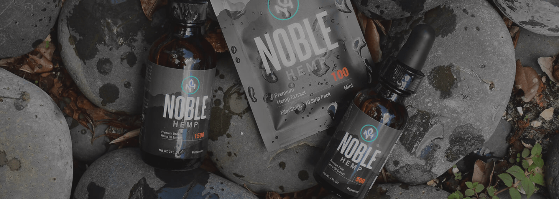 Noble Hemp CBD Coupon Code Our Premium Products