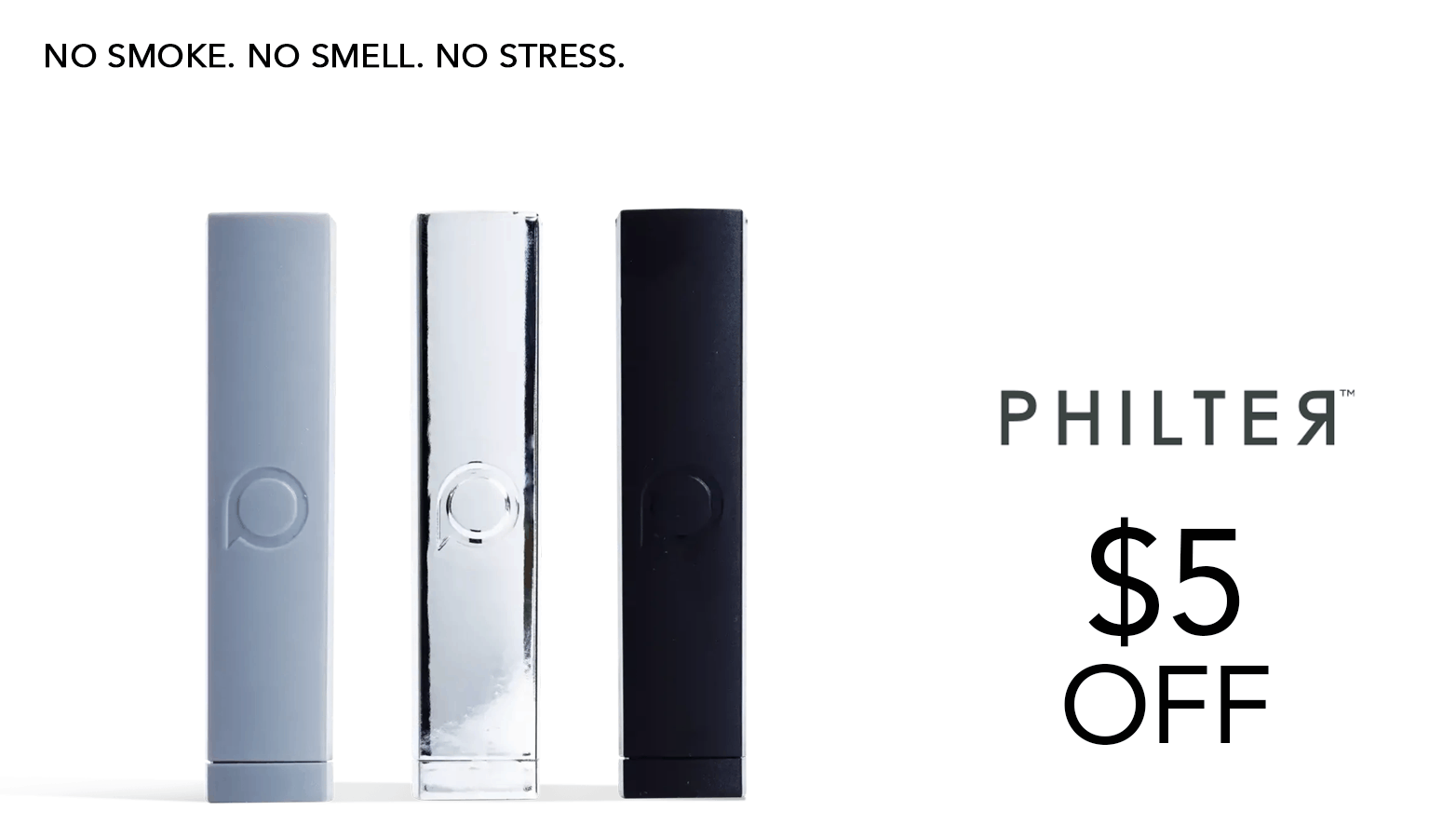 Philter Labs Smoking Accessories Coupon Code Website