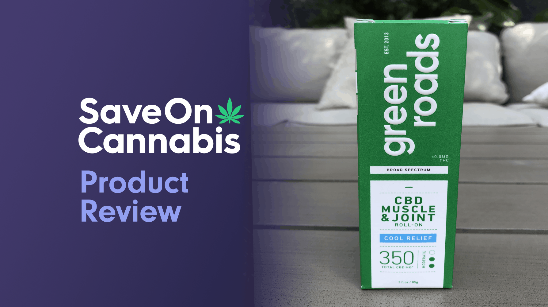green roads cbd muscle and joint roll on save on cannabis website
