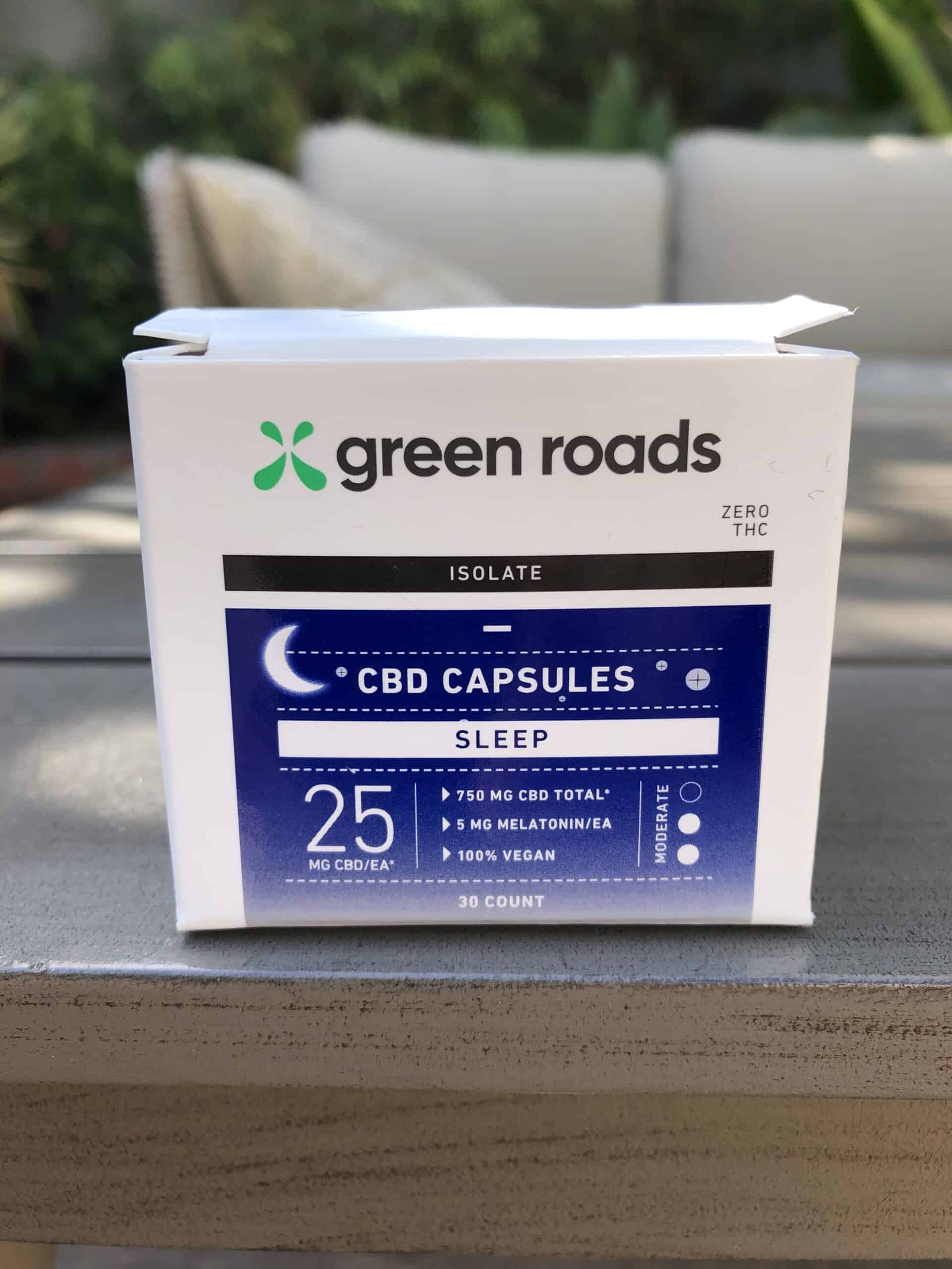 green roads cbd sleep capsules save on cannabis review