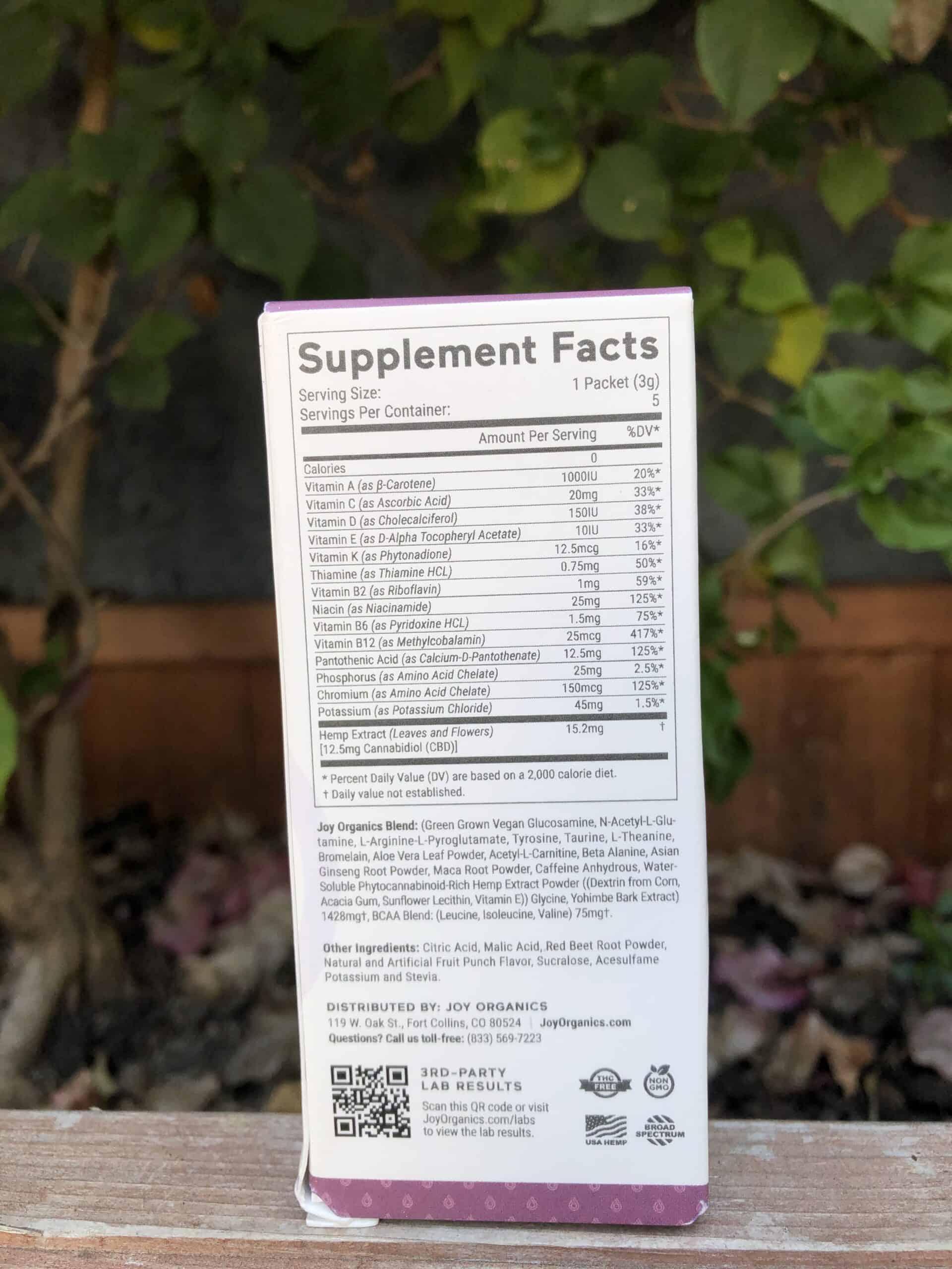 joy organics cbd energy drink all premium cbd com save on cannabis review specifications