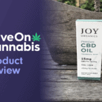 joy organics tranquil mint 15 mg save on cannabis review website