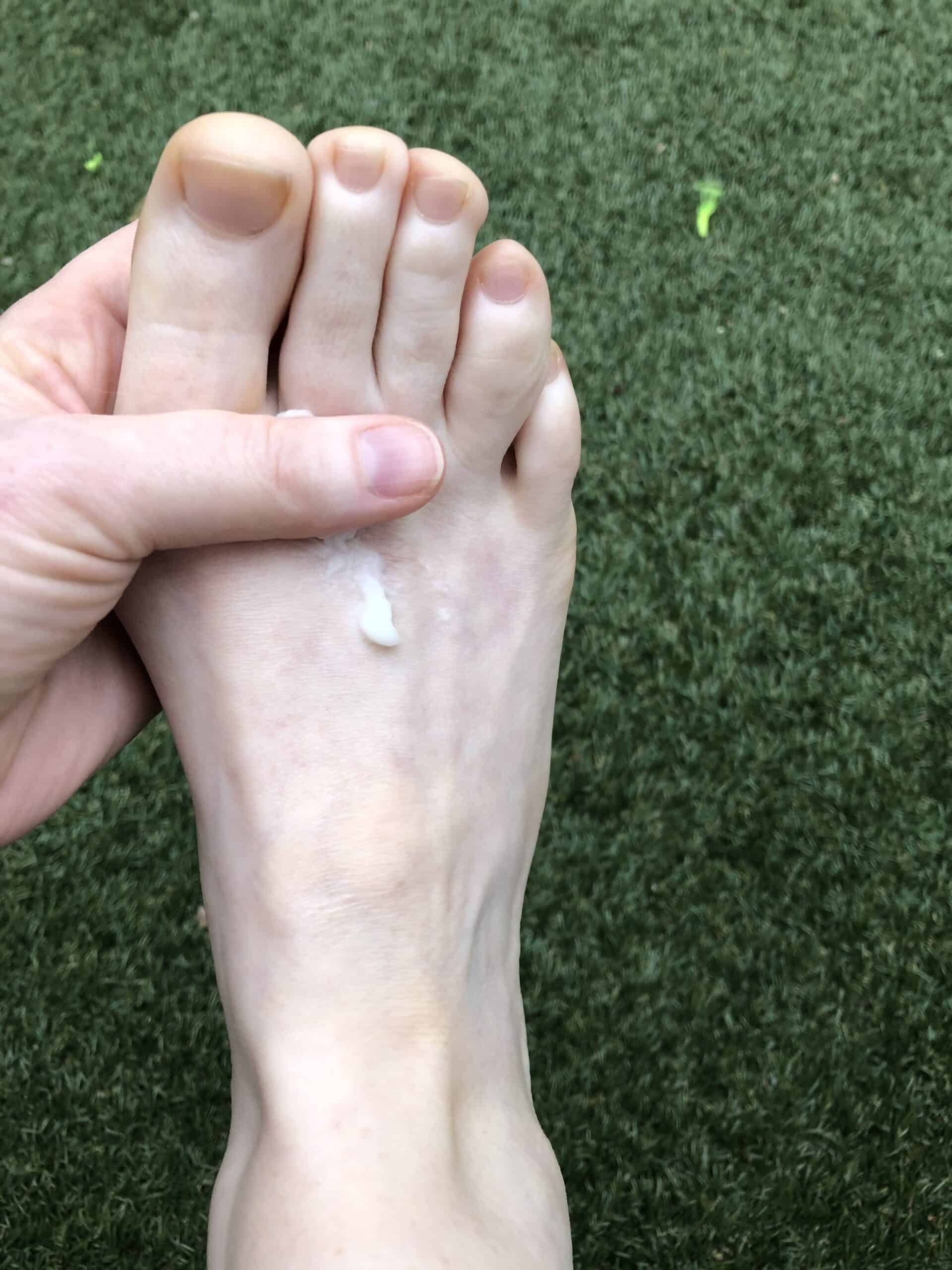 social cbd foot renewal cream save on cannabis testing process