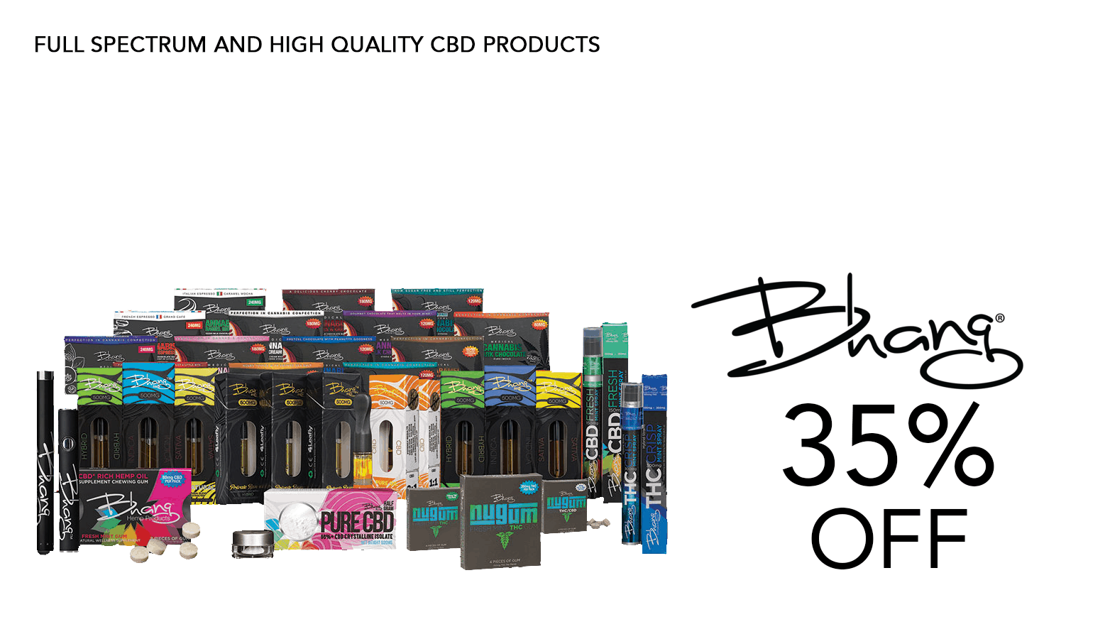 Bhang CBD Coupon Code Offer Discount