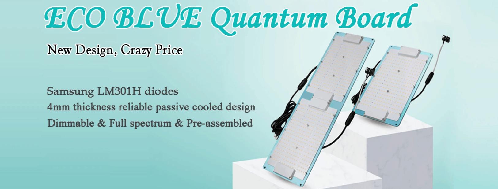 ECO Farm Coupons Blue Quantum Boards