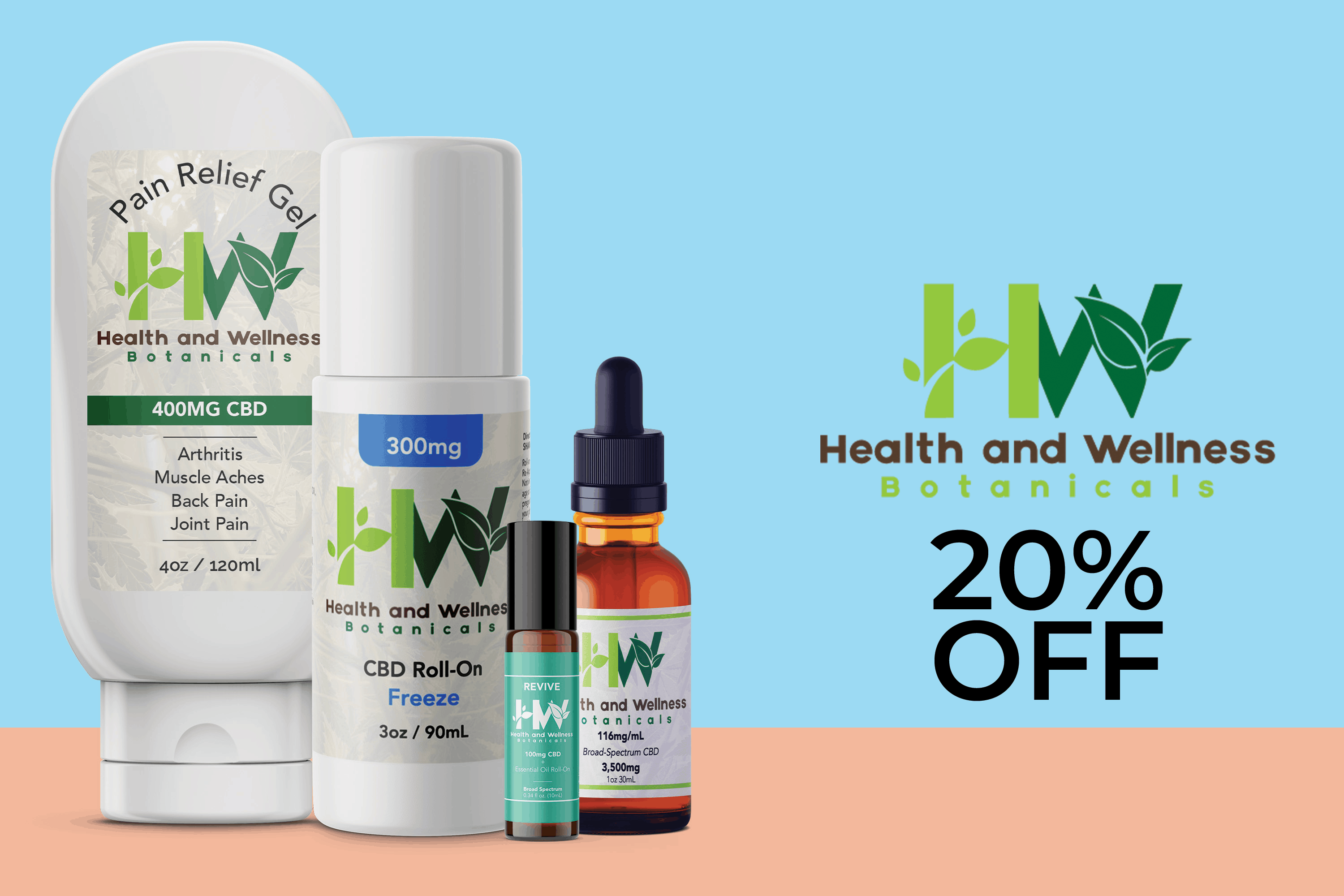 Get Health and Wellness Botanicals Coupon Codes