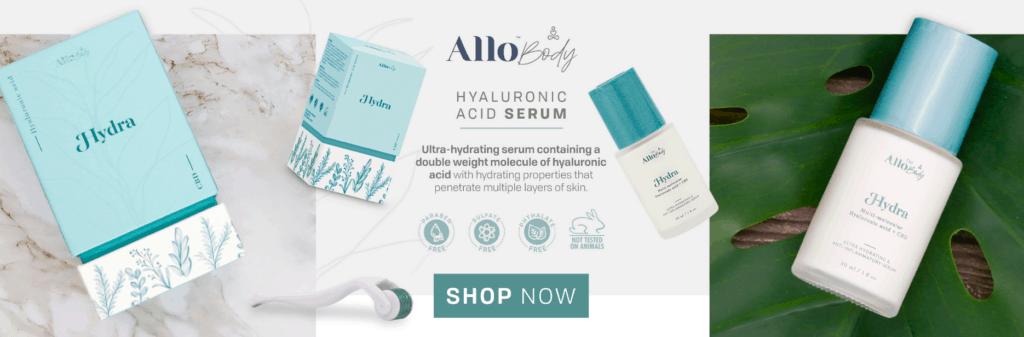 Hyaluronic Acid Serum Coupons